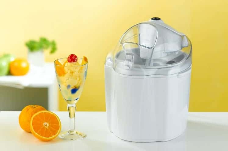 ice cream maker machine for home use