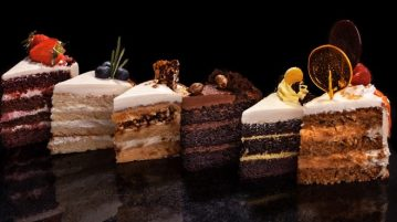 different types of cakes to make