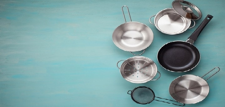 stainless steel pots and pans reviews