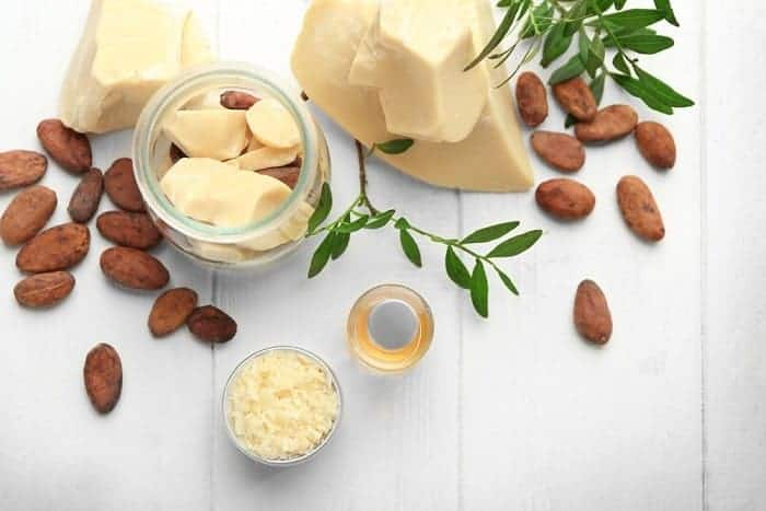 substitute for cocoa butter in recipe