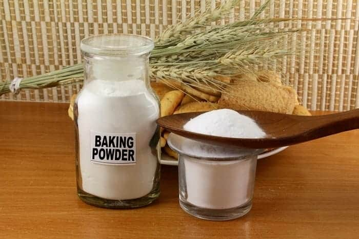 what can replace baking powder