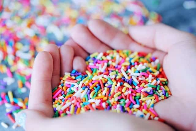 When To Add Sprinkles When Baking Cookies